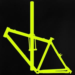 Bicycle frame 4 - Baby T-Shirt