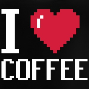 I Love Coffee - kaffee - Baby T-Shirt