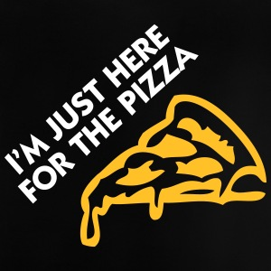 I'm Just Here For The Pizza! - Baby T-Shirt