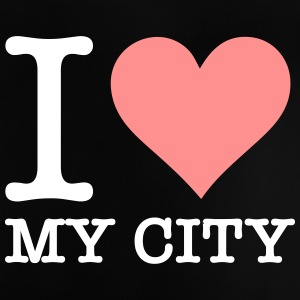 I Love My City - Baby T-Shirt