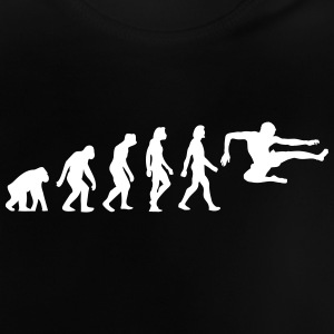 The Evolution Of Karate - Baby T-Shirt