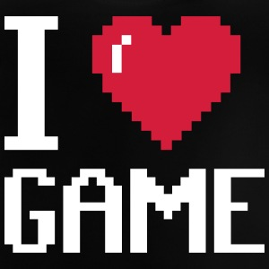 I Love GAME - Baby T-Shirt