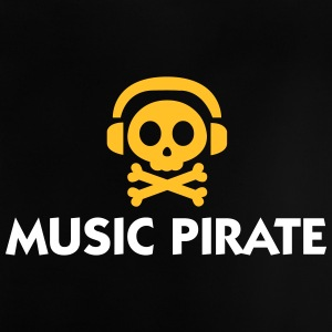 Music Pirate - Baby T-Shirt