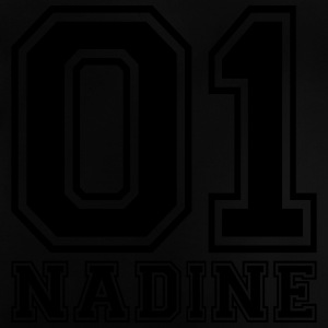Nadine - Name - Baby T-Shirt