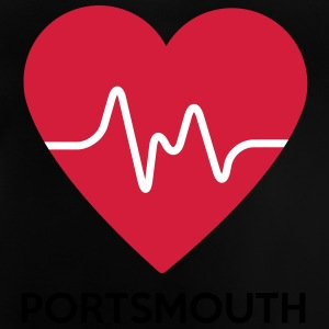 Heart Portsmouth - Baby T-shirt