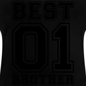 Best Brother - Baby T-Shirt