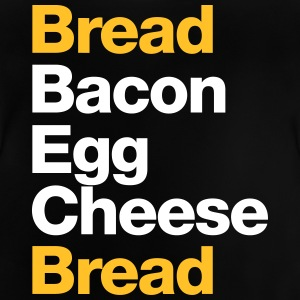Recipe For A BEC Sandwich - Baby T-Shirt