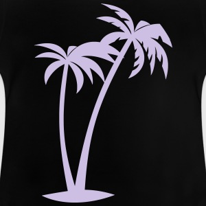 Palm Trees AllroundDesigns - Baby T-Shirt