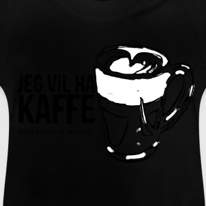 coffee lover - Baby T-shirt