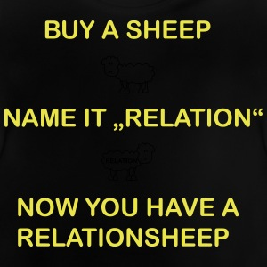 relation Sheep - T-shirt Bébé