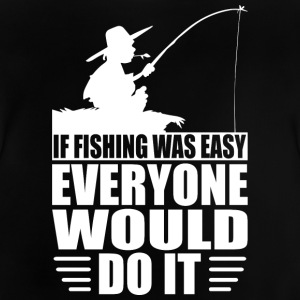 Fishing is my passion - Baby T-Shirt