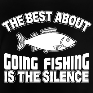 Fishing in Silence - Baby T-Shirt