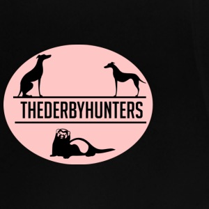 thederbyhunters pinklogo - Baby T-shirt