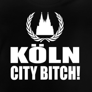 cologne - Baby-T-shirt