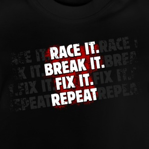 Race it - Baby T-Shirt