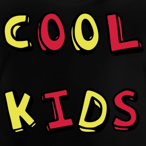 Cool Kids 3D painted - Baby T-Shirt