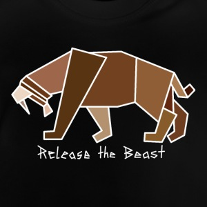 Release the Beast - Baby T-Shirt