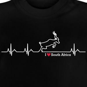 I love South Africa - Baby T-Shirt