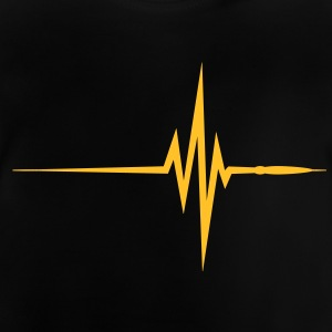 Pulse / Beat / EKG - Baby T-Shirt