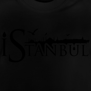 Sstanbul Silhouette - Baby T-Shirt