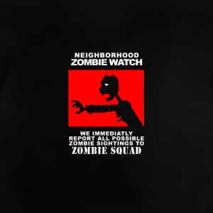 Neighborhood Zombie Squad - Baby T-shirt