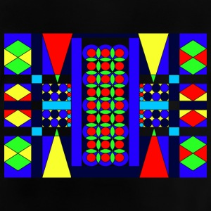 Geometry / colored - Baby T-Shirt