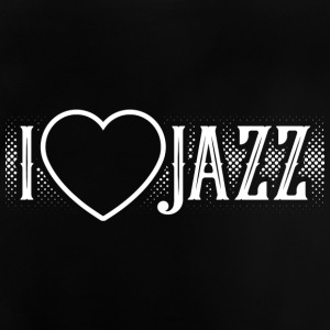 I love jazz - T-shirt Bébé