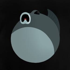 Spooked fish - Baby T-Shirt