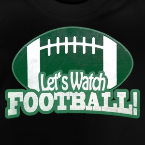 Regarder FOOTBALL Let - T-shirt Bébé