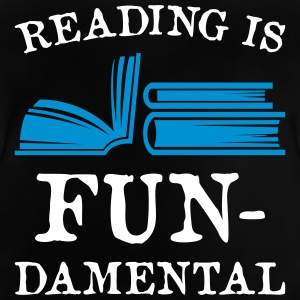 Reading is fundamental - Baby T-Shirt