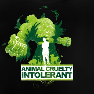 ANIMAL CRUELTY INTOLERANT - Baby T-Shirt