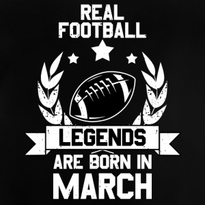 Football Legends! Anniversaire Mars Mars - T-shirt Bébé