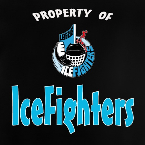 Property of IceFighters - Baby T-Shirt