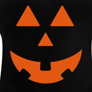 Halloween Pumpkin Design - Baby T-Shirt