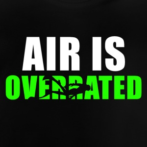 Air is overschat - Baby T-shirt
