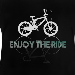 BMX Bike Bicycle Ride bike MTB mountain bike riding - Baby T-Shirt