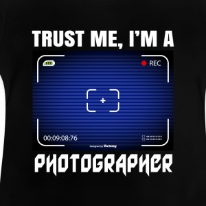 videocamera - Baby T-shirt