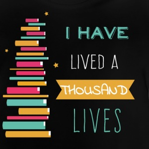 Lived a thousand Lives - Baby T-Shirt