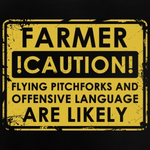 Farmers pitchforks - Baby T-Shirt