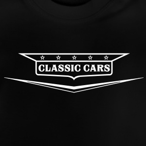 Classic Cars - Baby T-Shirt