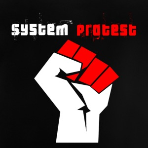 system protest - Baby T-Shirt