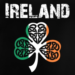 Nation-Design Irlande 02 - T-shirt Bébé