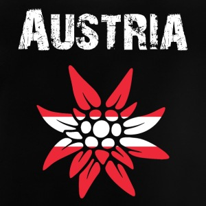 Country-Design Austria Edelweiss - Baby T-Shirt