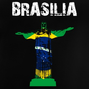 Nation-Design Brasilia Cristo - Baby T-Shirt