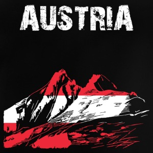 Nation-Design Austria Grossglockner - Baby T-Shirt
