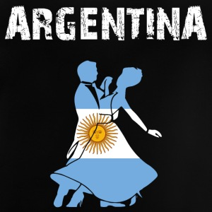 Nation-Design Argentina Tango - Baby T-shirt