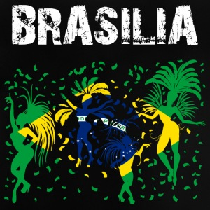 Nation design Brasilia Rio Carnival - Baby T-shirt