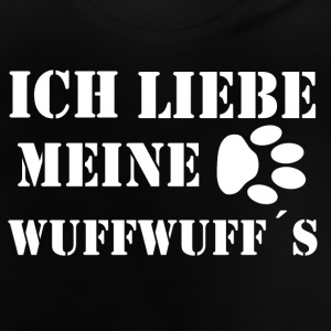 Hunde Spruch - Baby T-Shirt