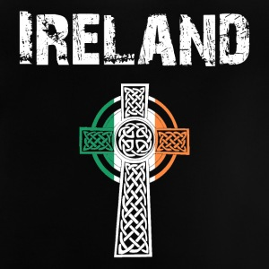 Nation-Design Irland 03 - Baby-T-skjorte