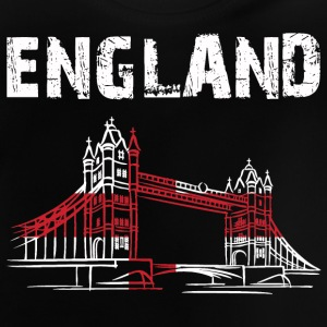 Nation-Design Engeland Tower Bridge - Baby T-shirt
